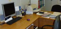 комната для хранения и ведения документации, ведения лабораторного мониторинга в электронном формате